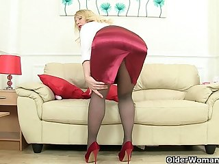 England's horniest moms collection