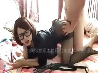 Taiwan Female Model Mi Zi Ni Sex Scandal - Part I