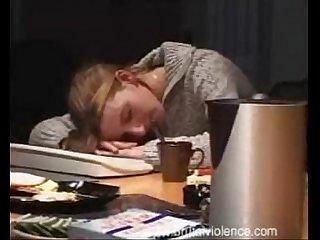 secretary sleep fucked