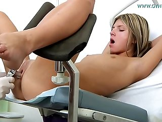 Gina Gerson went to her gynecocogist