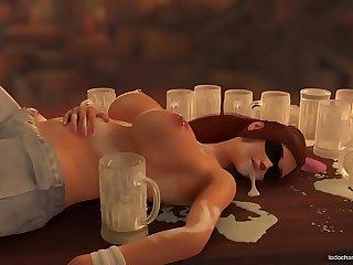 Tavern Wench Challenge [GuiltyK]