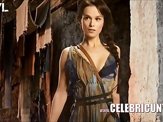 All The Rude Parts From Spartacus Nude Celebrities