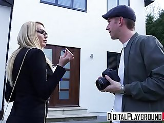 XXX Porn video - (Alessa Savage) - Hard Sell