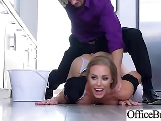 Office Sex With Busty Horny Sluty Hot Girl (Nicole Aniston) mov-20
