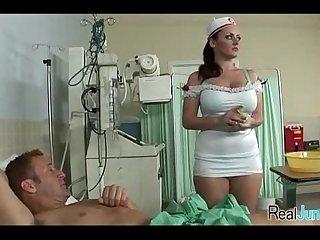 big tit nurse fucked in hospital 009